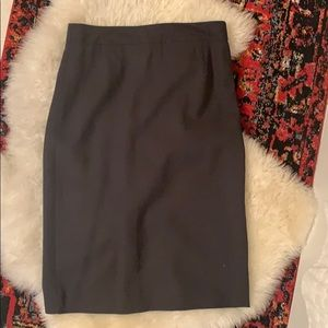 J. Crew Pencil Skirt. Size 6.